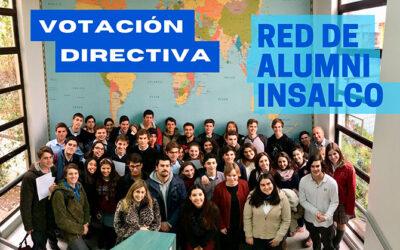 Conoce las candidatos para la votación de la directiva Red de Alumni INSALCO