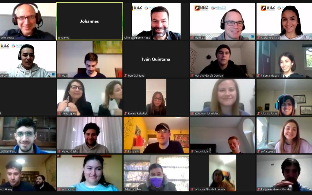 Día de intercambio: BBZ y INSALCO fortalecen aprendizaje mutuo y conjunto